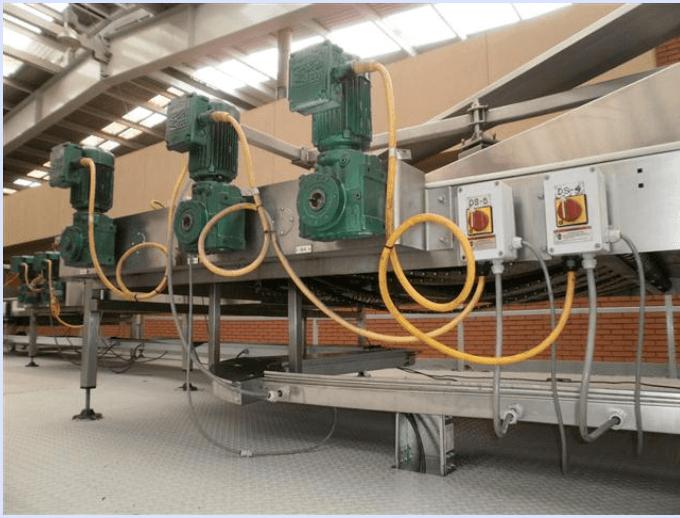 San Luis Bottling Production Line 2