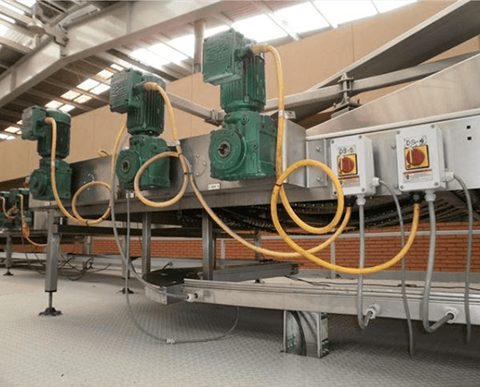 San Luis Bottling Production Line 2