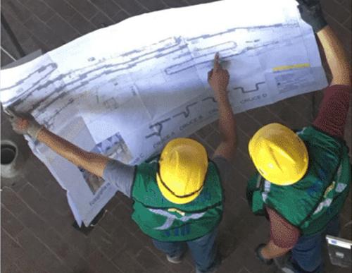Línea1 Yucateca. Instalación de Línea de Envase.